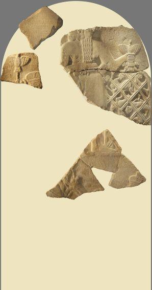 Stele_of_Vultures_mythological_side